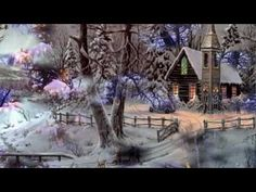 I'M  DREAMING  OF  A  WHITE  CHRISTMAS  -  Jim Reeves    ( HD ) (+playlist)