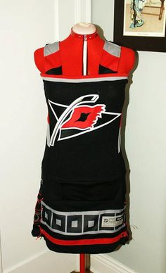 Carolina Hurricanes Dress::: Holy Cow, this is my wife's dress!