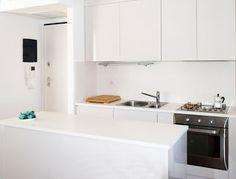 cucina piccoli spazi