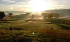 Going to another amazing autumn day here on the PGA Centenary course @Gleneagleshotel @VisitScotland @VisitScotGolf