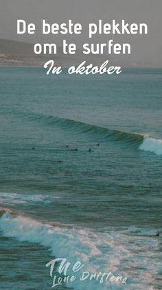 Hoewel het nog lang geen oktober is en het gek lijkt om na te denken over een vakantie in het najaar is het niet onverstandig om je surfvakantie nu al te gaan boeken. Want hoe eerder je boekt: hoe goedkoper je vliegticket of reispakket. Zoek je inspiratie voor een surfvakantie in oktober? Ik deel de 7 beste spots om te surfen in oktober. Surf Trip, Surf Travel, Siargao, Learn To Surf, Ultimate Travel, Outdoor Travel, Lonely, San Diego, Chill