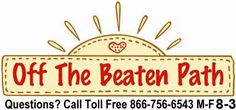 Off The Beaten Path ~ Cookie Cutters, Baking Accessories, Bags and Boxes, Decorating Supplies and Much More