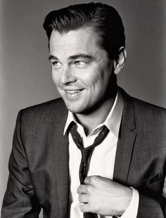 Leonardo DiCaprio...Dear Boys of the world this is what a real woman wants!