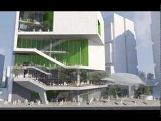 Kimmel Eshkolot Architects - Forum TLV - YouTube