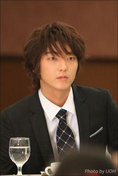 charming Lee Jun Ki
