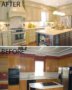 Mcdonough Kitchen Kitchen Pinterest Kitchens - Sugar land kitchen remodeling