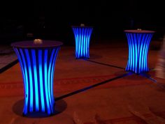 Under Table Lighting Led Lights For Highboy Coffee And Tail Tables Skirt Uplighting In An Array Of Colors A Variety