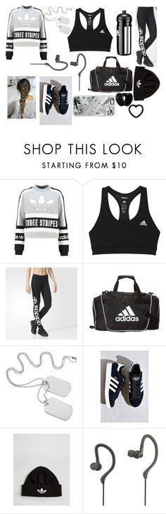 Adidas Girl by horton-fashions on Polyvore featuring adidas Originals 6e278af7445b