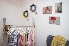Wardrobe Rack, Showroom, Furniture, Home Decor, Decoration Home, Room Decor, Home Furnishings, Home Interior Design, Fashion Showroom