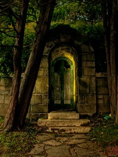 The Dark Doorway
