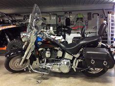 1998 Harley Davidson Fat Boy...low miles