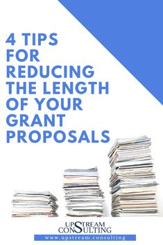 How to reduce the length of grant proposals : One of the hardest things about grant writing is meeting the word, character, or page number limits of some applications. Click through to read 4 tips for reducing the length of your next proposal. Grant Proposal Writing, Grant Writing, Writing A Book, Parts Of A Sentence, Sentence Writing, Grammatically Incorrect, Grant Money, Grant Application, Page Number
