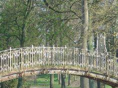 Art Nouveau bridge en route to the citadel // Sur la route de la citadelle - Namur, Belgium
