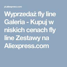 Wyprzedaż fly line Galeria - Kupuj w niskich cenach fly line Zestawy na Aliexpress.com