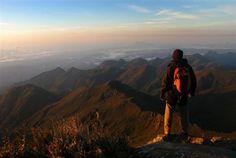 As 11 montanhas mais altas do Brasil-Pico da Bandeira, Serra do Caparaó MG/ES