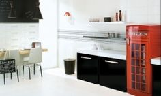 Amenajare gresie faianta Bucatarie Abrila Paradyz 2 Flooring, Design, Hardwood Floor, Floor, Paving Stones