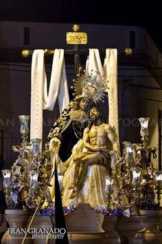 Imágenes Cofrades Fran Granado: La Hermandad de la Vera Cruz. Miércoles Santo Arah...