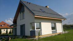 Realizacja projektu Gucio #budowa #projekt #dom