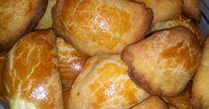 (Για παιδικά πάρτυ, σχολείο,εκδηλώσεις, γιορτές) Υλικά 1/2 kg αλεύρι φαρίνα 1 αυγό Λίγο αλάτι 1 μικρο γιαούρτι 1/2 Βιτάμ των 250 gr (Γ... Pretzel Bites, Potatoes, Bread, Vegetables, Recipes, Food, Potato, Veggies, Rezepte