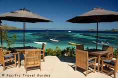 A To Die For View - Amunuca Island Resort in Fiji via BeautifulPacific.com