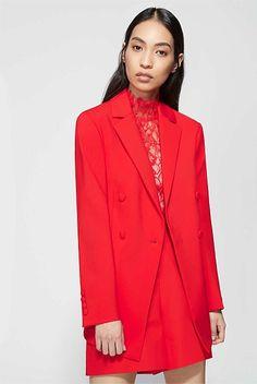Stitched Blazer | Woman Sale