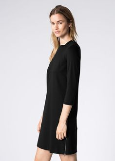 MARC O'POLO, women, apparel, clothes, dress, made of viscose jersey