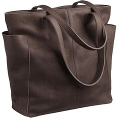 Women's Lifetime Leather Travel Tote Bag is made of beautiful, cowhide leather…