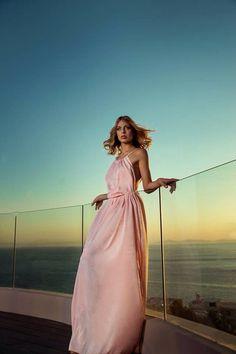 The Pink Quartz Dress!!!