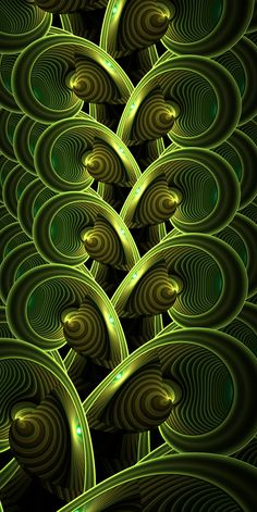Jack's Beanstalk by `Platinus on deviantART ~ fractal Come to www.johnpirillo.com for a novel I blog every day as well as more lovely artwork, free stories and other cool things.