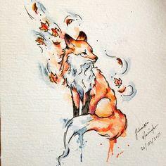 loooove foxes....