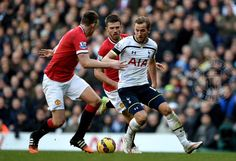 FT: Spurs 0 United 0. The Reds end 2014 with a goalless draw that extends the unbeaten run to nine matches. 28.12.2014