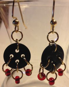 Buttons :-) https://www.thesterlingsilver.com/product/jersey-pearl-sterling-silver-cultured-freshwater-pearl-earrings/