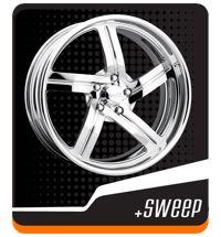 Sweep by Bonspeed Billet Wheels
