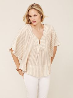Pearl Striped Top by Dolce Vita on Gilt.com