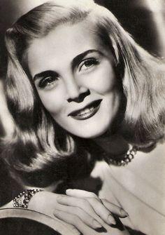 Lizabeth Scott, 1950
