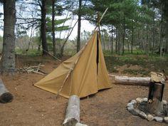 BorealBoy's Tarp Tent