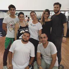 Gravando hoje no Rio para o Video Show com a queridíssima @oficialkellykey ! Ficou SHOW! Amei!! Em breve não percam lindianes! :) _____________________  Done filming for Video Show with @oficialkellykey in Brazil! It came out really cool and I can't wait to see it on the tv!!!! by bellafalconi