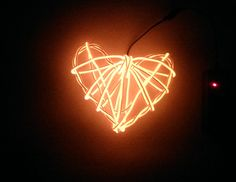 Heart of Love by NeonToys on Etsy
