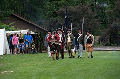 Under the Crown 2014 at the Living History Park in North Augusta, SC http://www.colonialtimes.us