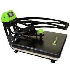 Dino Auto Open Galaxy Heat press - 16'' x 20'' - DP80