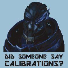 Calibrations?