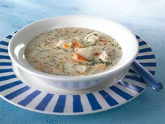 Kipparin kalakeitto I Love Food, Cheeseburger Chowder, Soup, Soup Appetizers, Soups