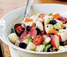 Lagana krumpir salata