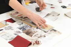 I'd love to share today three student projects for you to see different approaches and aesthetics we work during the one-dsy mood board masterclass. Coach Instagram, Pantone Swatches, Factory Design, Marketing Professional, Touch Of Gold, Corporate Identity, Personal Branding, Master Class, Workshop