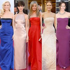 Check out ALL the dresses from the #Oscars here!