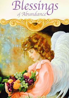 God and the angels want you to be prosperous. They know it's your divine right as a child of God to receive abundance on every level. When you experience abundance, you feel an overflowing fullness or you have great plenty of what you need and desire. This can encompass love, fulfilling relationships, meaningful work, and yes, financial abundance. When you experience prosperity you are thriving, successful, and you have financial well-being and good fortune.