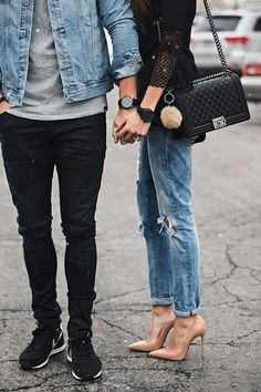 His and hers style