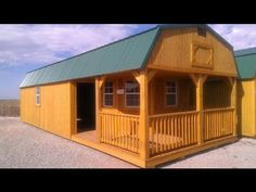 TINY HOMES...INEXPENSIVE!!! - YouTube Buy A Tiny House, Micro House, Small House Plans, Tiny House Kits, Cheap Tiny House, Shed House Plans, Log Cabins, Prefab Cabins, Tiny Cabins