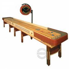 Champion Grand Champion Limited Edition Shuffleboard Table