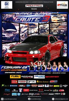 Car show alert! Show Must Go On, Car Show, Philippines, Falcons
